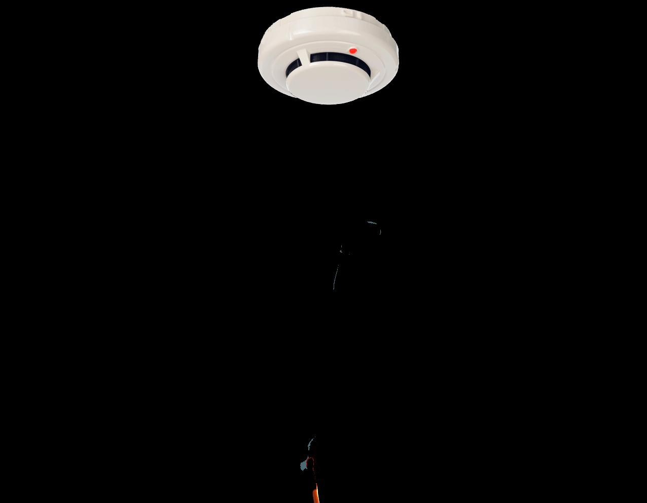 монтаж пожарной сигнализаций